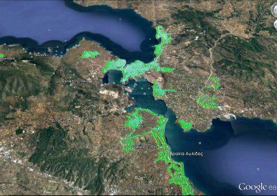 Δήμος Χαλκιδέων – Αποτύπωση δικτύου οδοφωτισμού και κοινόχρηστων δικτύων Χαλκίδας