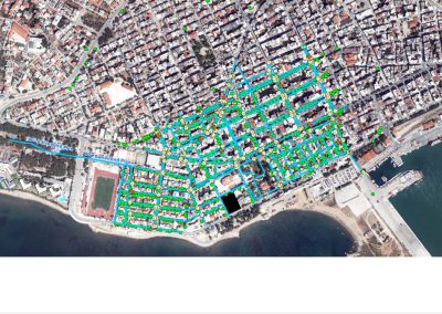 Alexandroupoli's water supply and sewerage Company- Mapping and management of ground water through the use of hydraulic simulation