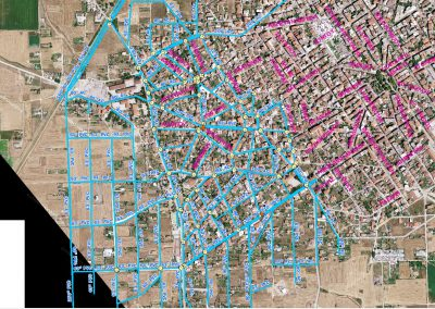 Δ.Ε.Υ.Α Εορδαίας – Ανίχνευση – Αποτύπωση και διαχείριση του δικτύου ύδρευσης που διαχειρίζεται η Δ.Ε.Υ.Α.Ε. με τη χρήση γεωγραφικών πληροφοριακών συστημάτων