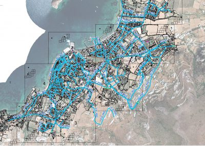 Δ.Ε.Υ.Α Πάρου – Εύρεση και αποτύπωση δικτύου ύδρευσης της Δ.Ε.Υ.Α.Π. στον οικισμό Παροικίας
