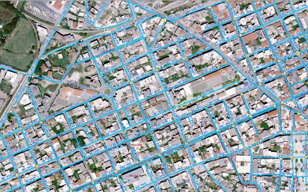 Δ.Ε.Υ.Α Πύργου – Αποτύπωση με όργανο γεωραντάρ και ψηφιοποίηση του δικτύου ύδρευσης της πόλης του Πύργου